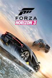 Forza Horizon 3 @Russian xbox store with Gold Sub £11.13