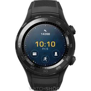 HUAWEI WATCH 2 £201.52 Watchshop.com with code (+2.1% TCB)