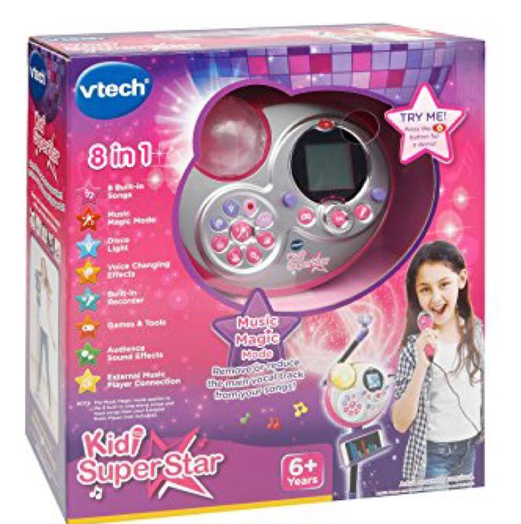 VTech 178503 Kidi Super Star Toy - £29.03 @ Amazon
