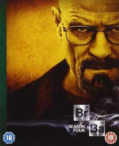 Breaking Bad: The Complete Series Blu-ray £30.00 @ Amazon (Prime)