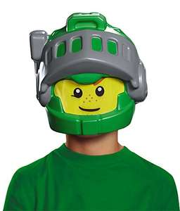 LEGO NEXO Knights Kids Face Mask - £1.90 Addon Item @ Amazon