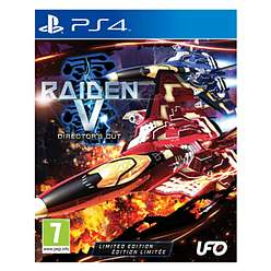 Raiden V: Director's Cut (PS4) - £24.99 @ GAME