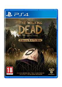 [PRE-ORDER] The Walking Dead - Telltale Series: Collection (PS4) - £33.85 @ BASE