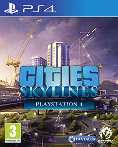 Cities Skylines PS4 — £19.99 (Prime) £21.98 (Non Prime) @ Amazon