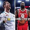 EA SPORTS™ FIFA 18 & NBA LIVE 18: The One Edition Bundle @ USA Xbox Store - £30.31