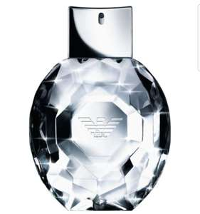 Ladies Emporio Armani Diamonds 50ml at Lloyds Pharmacy - £20 (with code) Free C&C