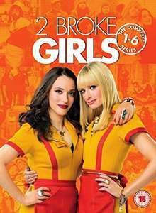 2 Broke Girls: The Complete Series (1-6) [DVD] - £20.99 @ Amazon UK