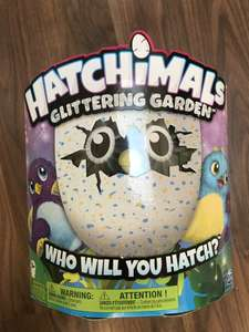 Hatchimals Glittering Garden £39.98 @ Toys R Us (Today with 20% discount offer)