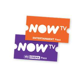 £99 for 12months Now TV Entertainment and Movies (Black Friday offer)