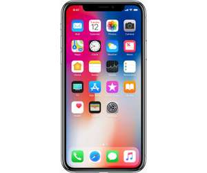 iphone X £30.75 per month £148 upfront cost new phone after 24 months - £1258 (1GB data £5 bundle) @ Sky