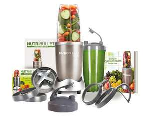 Black Friday deal - Excellent Price for a Nutribullet 900 deluxe at Argos for £71.99 using code