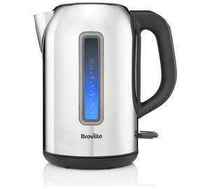 Breville Illuminated Jug Kettle - Stainless Steel now £15.99 w/code @ Argos