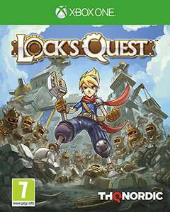 Lock's Quest (Xbox One) £9.16 & (PS4) £10.00 @ Amazon Prime (Lightning Deal)