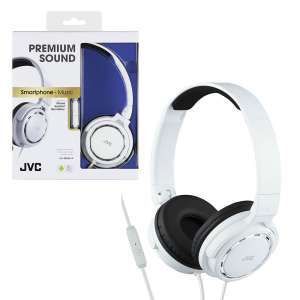JVC HA-SR525 On-ear Lightweight Folding Headphones with Remote and Microphone £10.99 delivered from 7dayshop