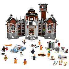 Lego Batman Movie Arkham Asylum 70912 - £75.98 (Today only with 20% off) @ Toys r Us