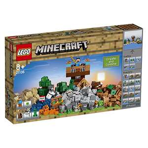 Lego minecraft crafting box 2.0 - £49.59 @ Amazon