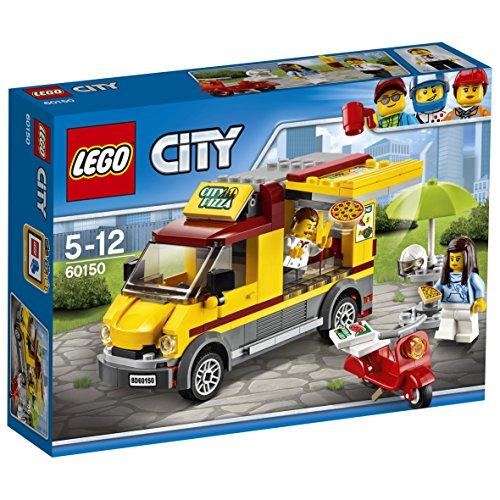 LEGO 60150 Pizza Van now £8.71 @ Amazon (Prime Exclusive)