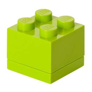 LEGO Mini Trinket Box, Ideal for small Christmas gift for kids etc - £1.95 @ Amazon (Add on Item)