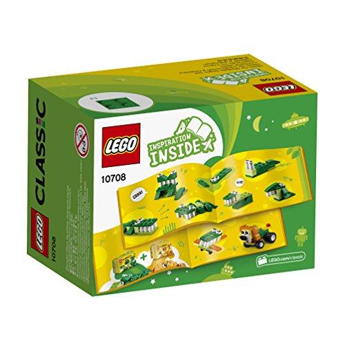 LEGO Classic - Creativity Box - Green / Blue / Orange - £3.99 (Prime) £8.74 (Non Prime) @ Amazon