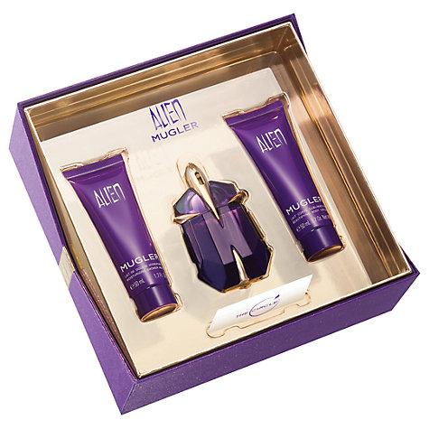 Extra 15% Off Gift Sets inc Sale w/code @ The Fragrance Shop eg Mugler Alien Eau De Parfum 30ml Gift Set now £45.48 / Paco Rabanne 1 Million For Men EDT 50ml Gift Set now £39.52 Del