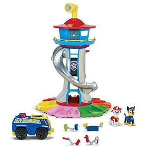 Paw Patrol Lookout Tower Toy £79.99 @ Amazon
