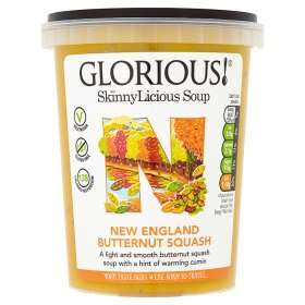 Glorious! Skinnylicious Soups (600g) (Choice of 5) was £2.00 now £1.00 (Rollback Deal) @ Asda