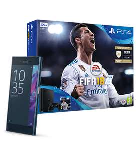£19 Per Month Virgin Mobile Black Friday Sony Xperia XZ +PS4 500gb + Fifa 18 1.2Gb/M - £684 total @ Virgin Media