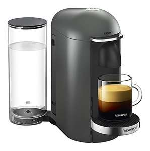 Nespresso Vertuo Duo - Titanium Colour - £97 @ Amazon France