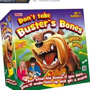 Don't take busters bones £13.19 prime at Amazon (£16.19 non Prime)