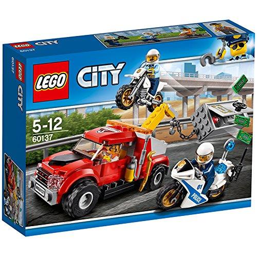 LEGO 60137 - Truck Trouble - £10.90 (Prime) £15.65 (Non Prime) @ Amazon