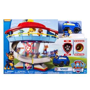Paw Patrol Lookout Playset at Amazon for £27.61