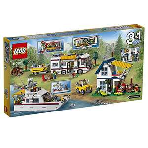 LEGO 31052 Creator Vacation Getaways Construction Set - Multi-Coloured