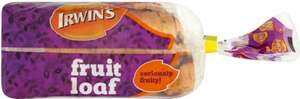 Irwin's Irish Fruit Loaf (470g) was £1.85 now £1.00 (Rollback Deal) @ Asda
