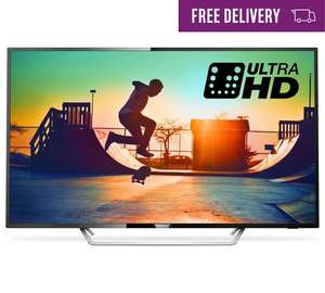 Philips 65PUS6162 65 Inch TV at Argos for £809.10