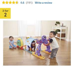 Little tikes ocean explorer 3 in 1 £25 3for2 Tesco
