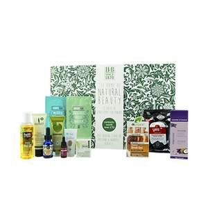 Natural advent beauty calendar half price (£17) plus more black friday deals @ holland & barett