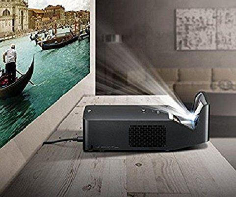 LG PF1000U 1080p Ultra short throw Led Projector (Full HD, LED,150,000:1 contrast ratio, 1000 lumens) - £689.99 @ Amazon