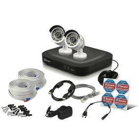 Swann 4 Channel 1TB CCTV Kit with 2 Cameras £219.99 Delivered or C+C @ Maplin