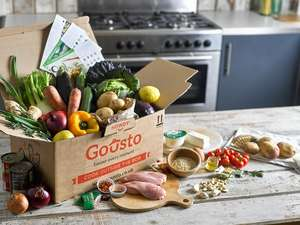 Gousto (Fresh Food Delivery) £10 back on your next purchase of £10 or more @ Visa offers via HSBC