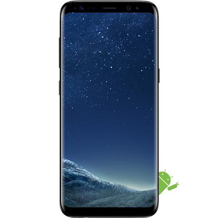 "Samsung Galaxy S8 Black 5.8"" 64GB 4G Unlocked & SIM Free - £549 @ LaptopsDirect"