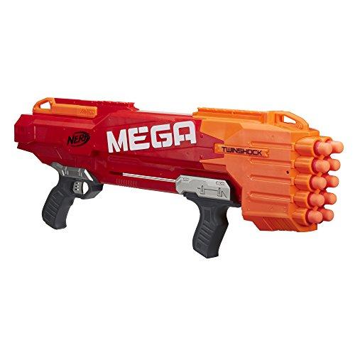 Nerf N Strike Mega Twin Shock - Was £49.99 now £36.99 @ Amazon