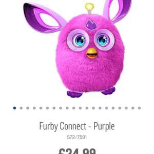 Argos Furbys for £24.99 (reserve and collect at Boston Argos)
