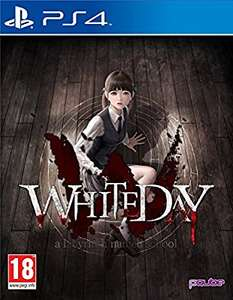 White Day: A Labyrinth Named School Ps4 £14.99 Prime £15.98 non Prime @ Amazon