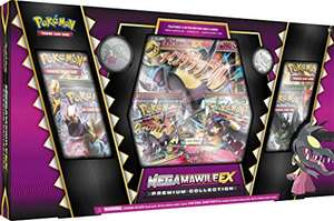 Pokemon TCG: Mega Mawile-EX Premium Collection Card Game £19.99 @ Fun Collectables fulfilled by Amazon