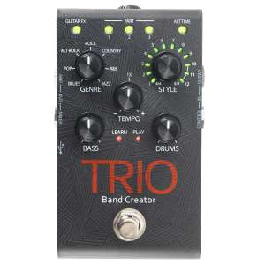 DigiTech TRIO Band Creator Pedal £39.99 @ Gear 4 Music