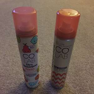 COLAB Dry Shampoo reduced to 35p instore Superdrug