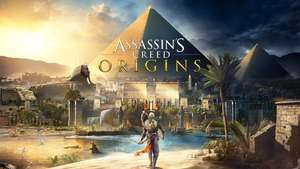 Uplay black friday. Assassins creed origins + 30% discount for £27.33