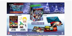 SOUTH PARK™: THE FRACTURED BUT WHOLE™ PHYSICAL DELUXE EDITION £24.63 with Code @ Ubi