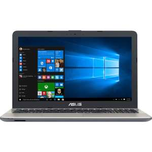 "Asus VivoBook Intel i7 - 15.6"" Laptop - Black only £449.10 at AO.com with promo code 10OFFLAPTOP"