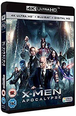 Xmen apocalypse 4k uhd blu ray at Amazon for £14.40 Prime (£16.39 non-Prime)